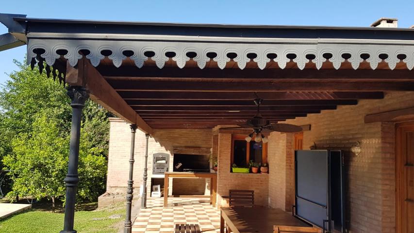 Techos Martinez Construcción De Estructuras De Madera Y